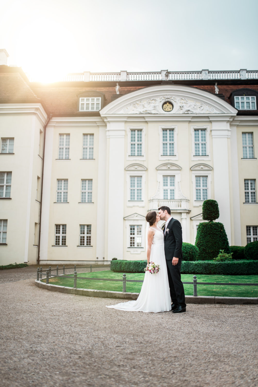 Brautpaar in Berlin